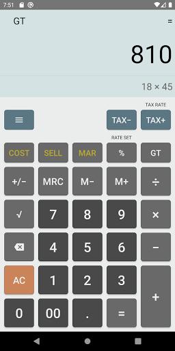 Simple Calculator Free  screenshots 1