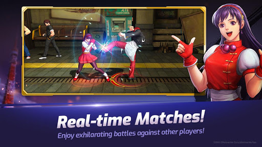 The King of Fighters ALLSTAR 1.7.3 screenshots 6