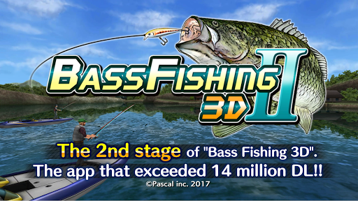 Bass Fishing 3D II 1.1.27 de.gamequotes.net 1