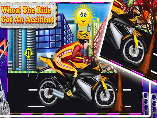 Repair Master 2D: Bike Mechanic Simulator Game screenshots 11