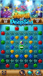 Jewel of Deep Sea: Pop & Blast Match 3 Puzzle Game 10