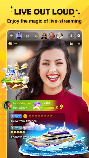 Hago-Talk, Live & Play Games android2mod screenshots 4