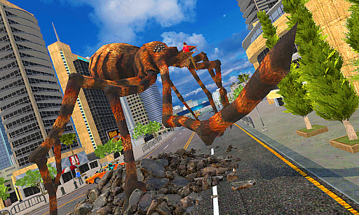 Giant Spider Simulator - Spider Games 2021 1.0 screenshots 1
