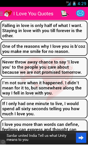 Love Messages 4.2 Screenshots 8