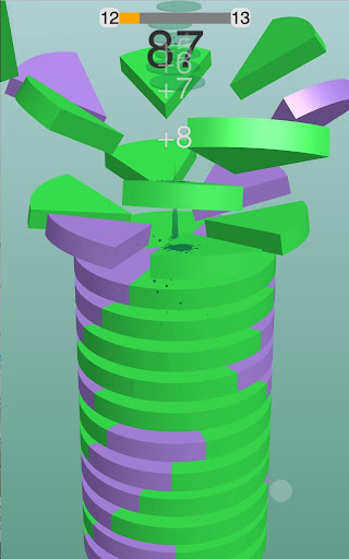 Stack 3D Balls apktreat screenshots 2