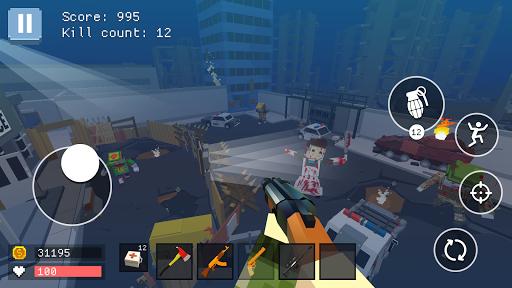 pixel combat: world of guns screenshot 3