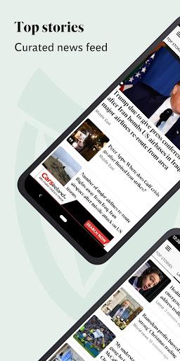 irish independent news: irish news & breaking news screenshot 1