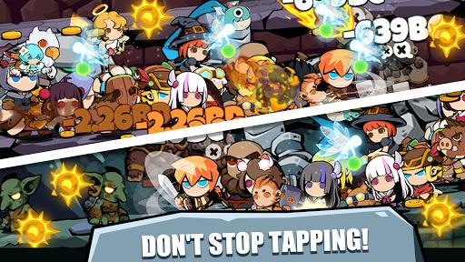 Tap Dungeon Hero:Idle Infinity RPG Game apktram screenshots 11