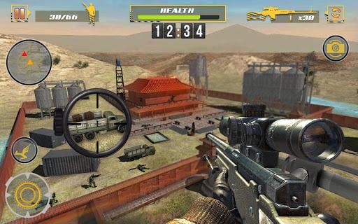 Mission IGI: Free Shooting Games FPS  screenshots 1