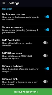 GPS Compass Navigator 7