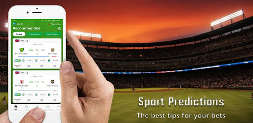sport betting and prediction
