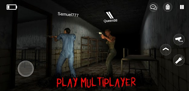 Specimen Zero - Multiplayer horror 1.0.3