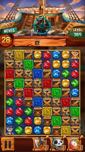 Jewel Voyage: Match-3 puzzle  screenshots 6