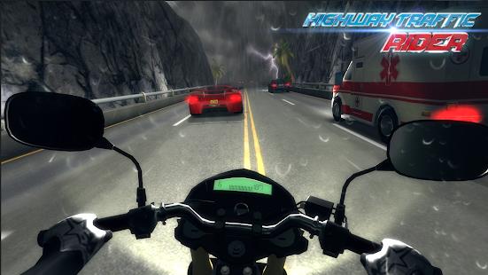 Highway Traffic Rider Screenshot