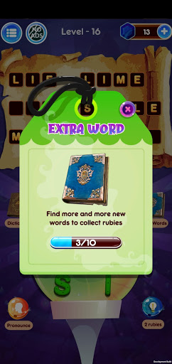 Word Wizard Puzzle - Connect Letters 4.1.7 screenshots 11