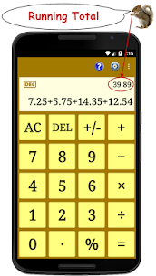 Standard Calculator (adfree) 1.2.2 Apk 4