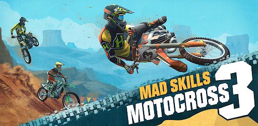 Mad Skills Motocross 3 Versi 1.1.12