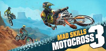 Jouez à Mad Skills Motocross 3 sur PC, le tour est joué, pas à pas!