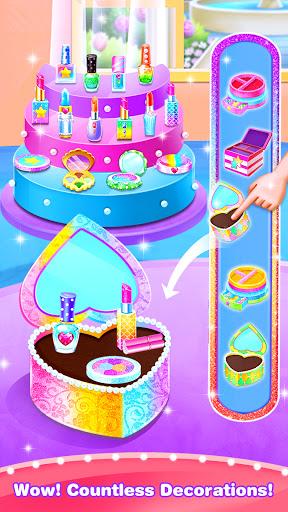 Makeup Kit Comfy Cakes - Fun Games for Girls  screenshots 4