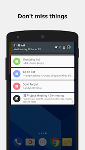 ColorNote Notepad Notes Apk 5