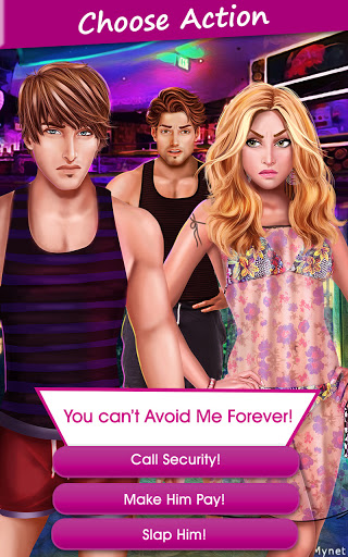 College Love Story: Interactive Game with Chapters  screen 2