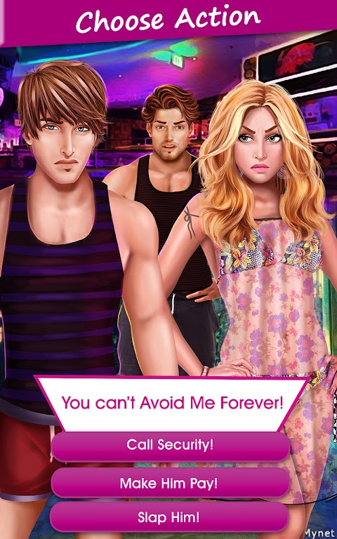 College Love Story: Interactive Game with Chapters  poster 2