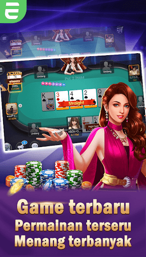 Texas  Poker  domino  qiuqiu  remi rummy free Apkfinish screenshots 8
