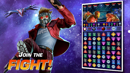 MARVEL Puzzle Quest: Join the Super Hero Battle! 236.582547 screenshots 3