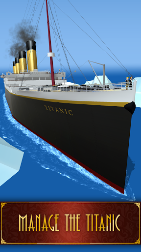 Idle Titanic Tycoon: Ship Game apkdebit screenshots 1