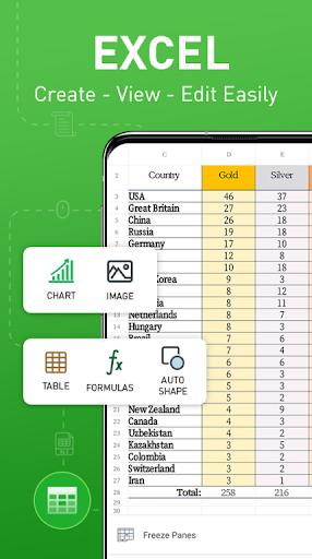 Word Office - PDF, Docx, Excel, Docs, All Document apktram screenshots 3