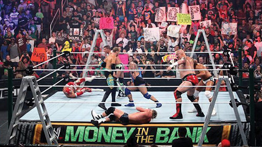 Real Wrestling Ring Fighting: Wrestling Games screenshot 2