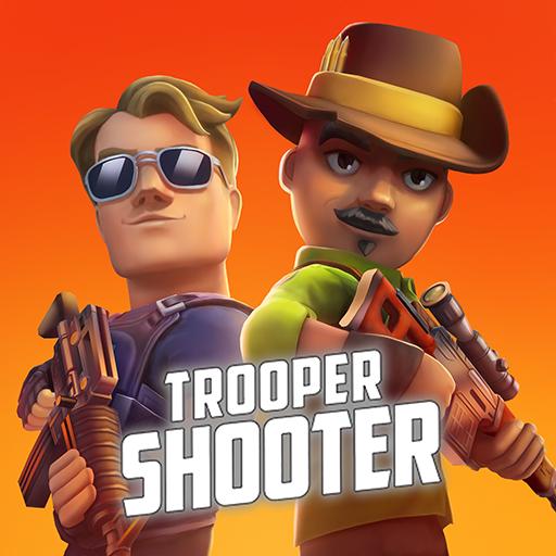 Trooper Shooter: 5v5 Co-op TPS