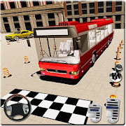 Bus Driving Simulator - Coach Parking Games