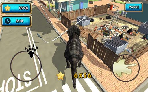 Dinosaur Simulator 2 Dino City  screenshots 6