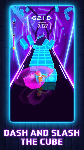 Beat Blader 3D: Dash and Slash! android2mod screenshots 4