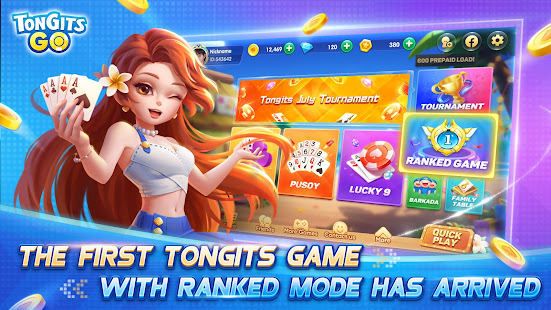 Tongits Go - Exciting and Competitive Card Game 4.0.2 Screenshots 1