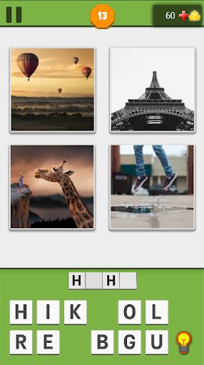4 Pics 1 Word - 2021 Word Game  screenshots 9