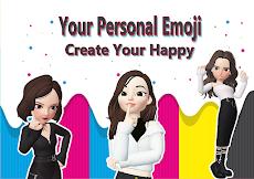 3D avatar creator, Emoji maker cool chatのおすすめ画像5
