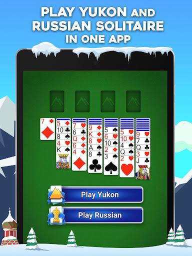 Yukon Russian u2013 Classic Solitaire Challenge Game 1.3.0.291 screenshots 7