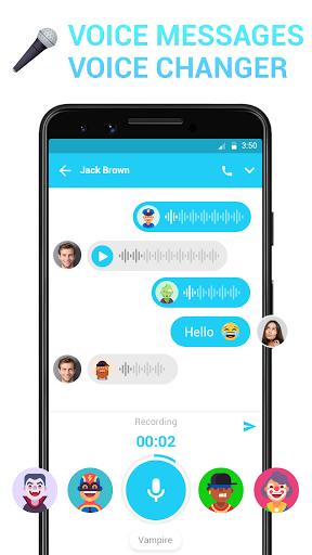 Messenger - Messages, Texting, Free Messenger SMS  screenshots 2
