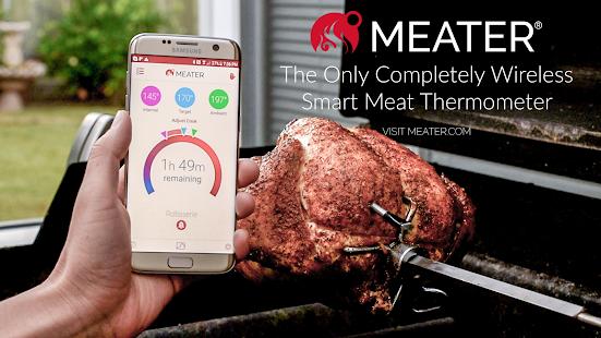MEATERu00ae Smart Meat Thermometer 2.5 Screenshots 4
