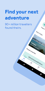 Skyscanner – cheap flights, hotels and car rental Screenshot