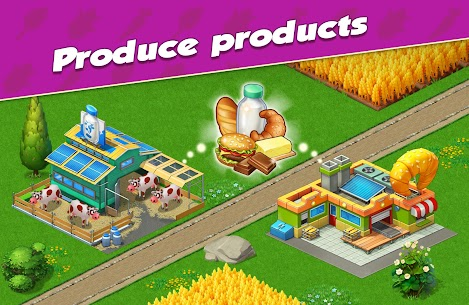 Mega Farm – Mod APK (Unlimited) 3