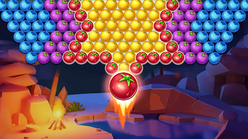 Bubble Shooter - Bubble Fruit  screenshots 16