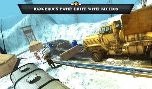 Truck Driver Army Game 2021 5