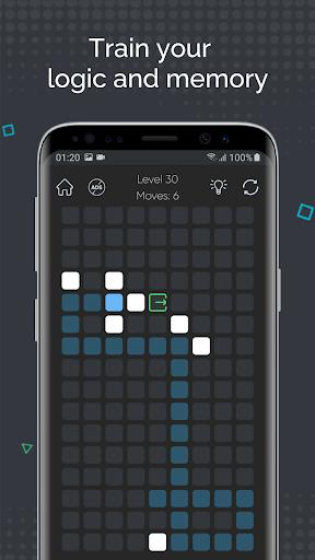 Tricky Maze: labyrinth escape, puzzle mazes & more 1.2.0 screenshots 2
