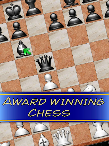 Chess V+, solo and multiplayer board game of kings screenshots 1