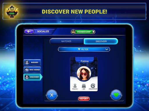 Batak Club - Online & Offline Spades Game 7.1.28 screenshots 14