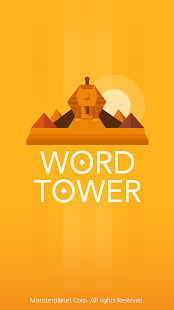 WORD TOWER - Brain Training