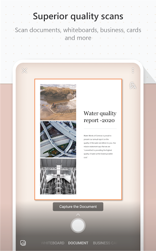 Microsoft Lens - PDF Scanner android2mod screenshots 8
